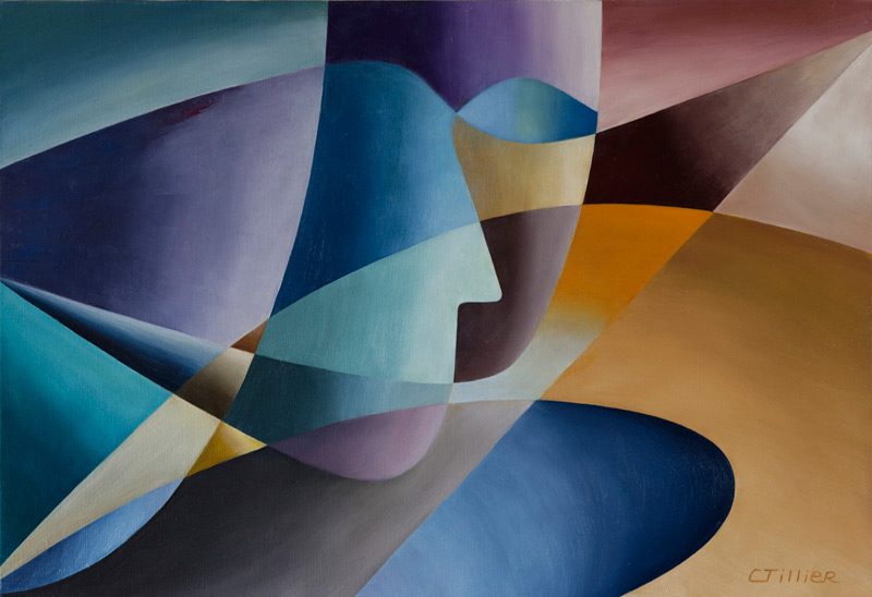 Christian TILLIER Abstraction